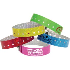 Liquid Glitter Wristband (Unisex)