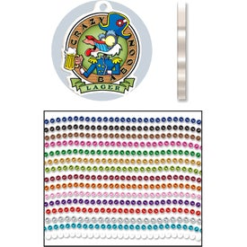 Matte Finish Custom Shaped Medallion Beads