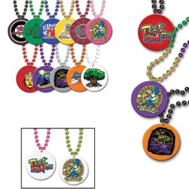 Medallion Beads (Full Color Logo)