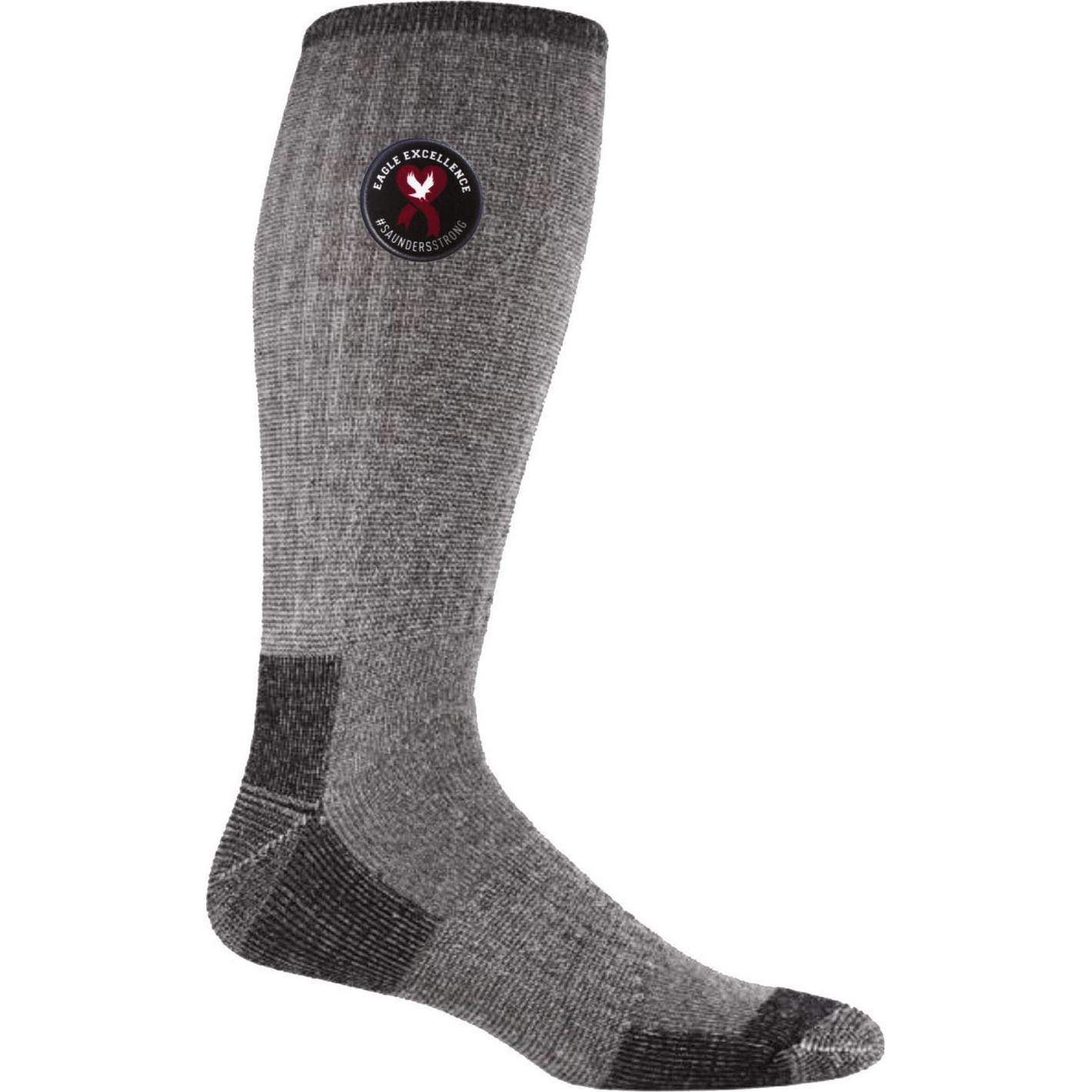 Marketing Merino Wool Blend Boot Socks | Accessories