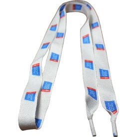 "Recycled Polyester Shoelaces (0.5"" x 45"")"