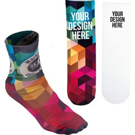 Unisex Crew Socks (Unisex)