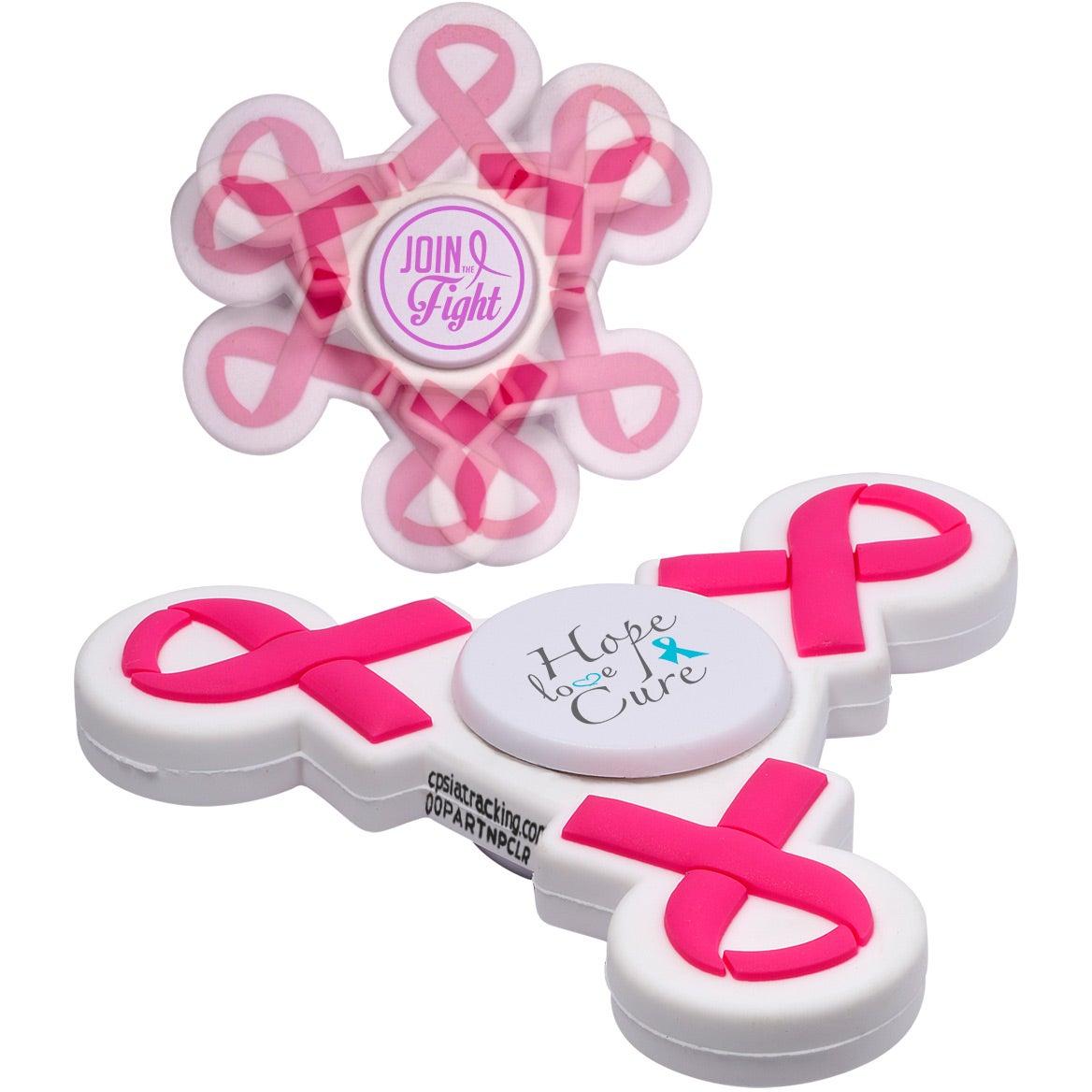 Awareness Ribbon Fidget Spinner