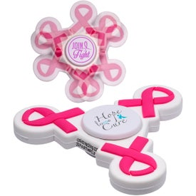 Awareness Ribbon Fidget Spinner