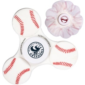 Baseball GameTime Fidget Spinner