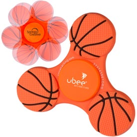 Basketball GameTime Fidget Spinner