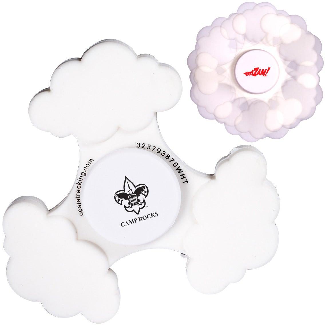 Cloud PromoSpinner Fidget Spinner