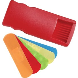 Clutch Assorted Color Bandage Set