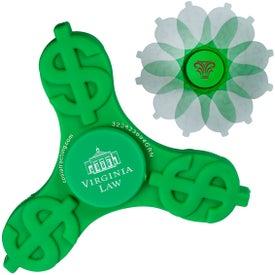 Dollar Sign PromoSpinner Fidget Spinner