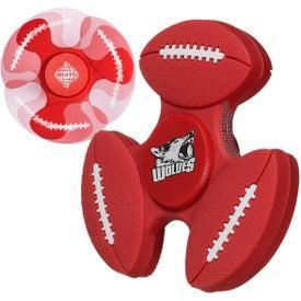 Football GameTime Fidget Spinner