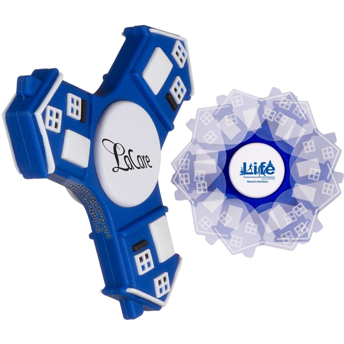 House PromoSpinner Fidget Spinner