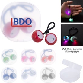 Light Up Finger Clackers In Case