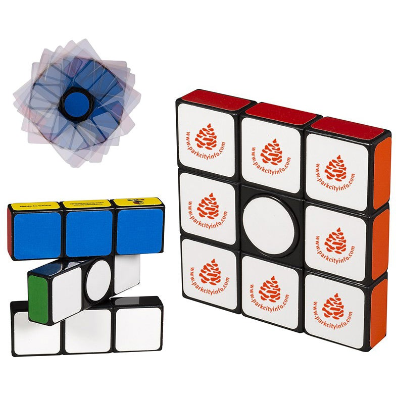 Rubik's Spinner
