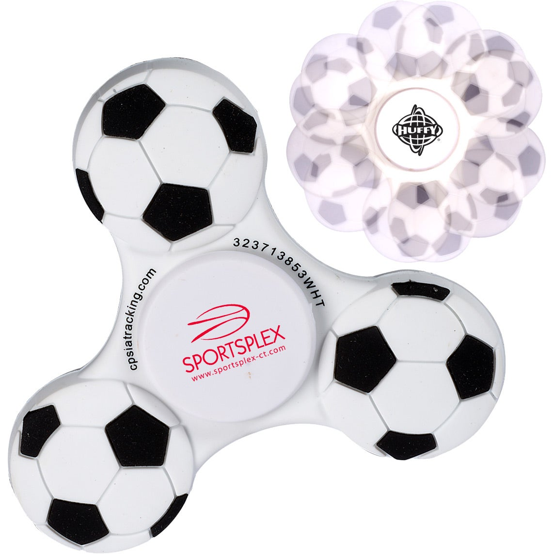 Soccer GameTime Fidget Spinner