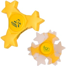 Star PromoSpinner Fidget Spinner