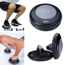360 Rotating Push-Up Grips