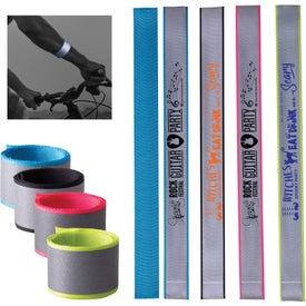 Fabric Reflective Safety Bracelet