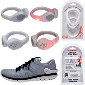 Light Up Safety Shoe Clip Set (2 Pack)