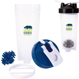 O2Cool Shaker Bottle (30 Oz.)
