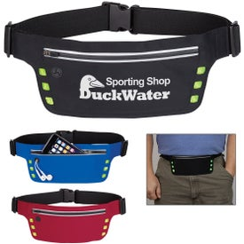 Running Belts with Safety Strip And Lights