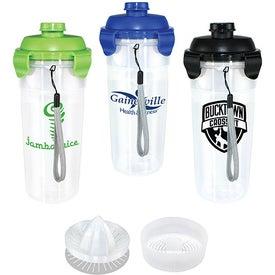 Shaker and Juicer Bottle (24 Oz.)