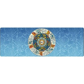 "Ultra Thin Yoga Mat (0.06"" Thick)"