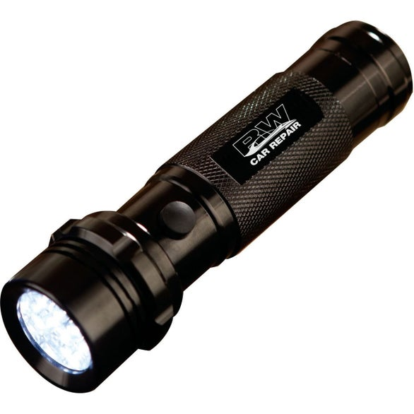 Black 14 LED Dura Light Flashlight