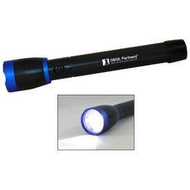 3C Aluminum Explorer Flashlight with CREE LEDs