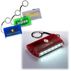 6+2 LED Pocket Lantern and Torch
