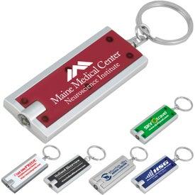 Akari Traditional Slim Keyholder Keylight