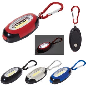Carabiner Magnet COB Light