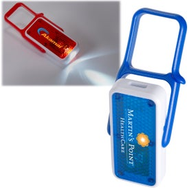Carabiner Whistle Safety Lights