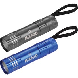 COB Flare Flashlights with Bottle Opener