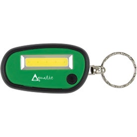 COB Light Key Tag