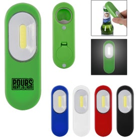 COB Lights with Bottle Opener