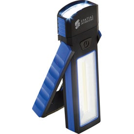 COB Magnetic Worklights with Torch and Stand