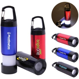 Fire Bright 2-in-1 LED Flashlight and Lantern