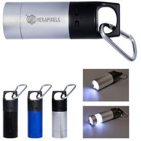 Flashlight Wireless Speaker (180 mAh)