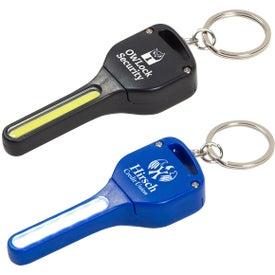 Key COB Safety Light