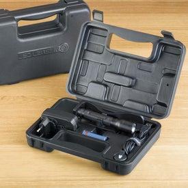 Imprinted LED Lenser P5R Flashlight
