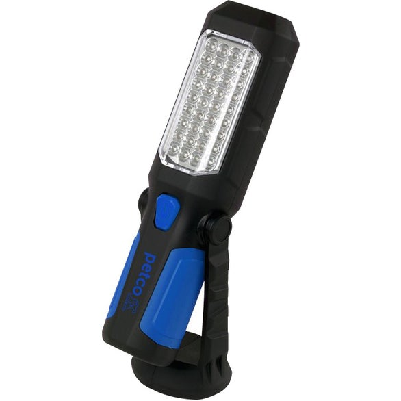 Black / Blue Magnetic LED Work Light