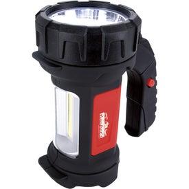 Mega COB Flashlight