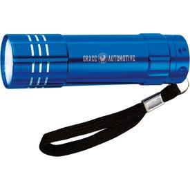 Mini COB Flashlight