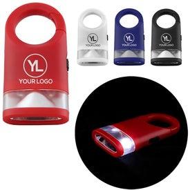 Mini Lantern with Carabiner Clip