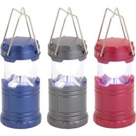 Mini Retro Pop Up LED Lantern
