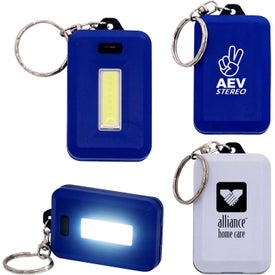 Super Bright Flashlight Keychain
