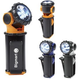 Swivel Torch Flashlight