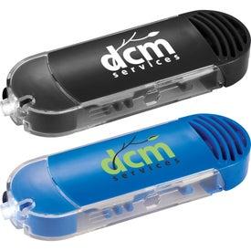 Tempo 5-in-1 Screwdriver Flashlight