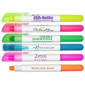 Gel-Brite Fluorescent Gel Highlighters