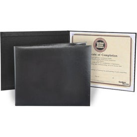 Deluxe Padded Single Certificate Folders (10